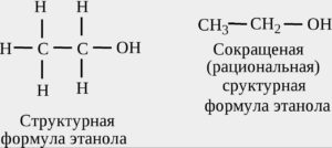 зависимость от этанола