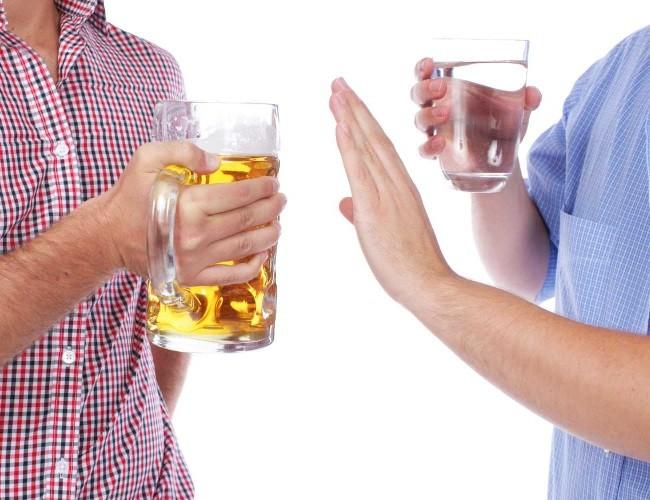 до - алкоголик, а после - нет