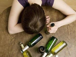 мать пьет, что делать дочери, горестные последствия
