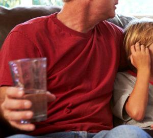 отец алкоголик, последствия алкоголизма